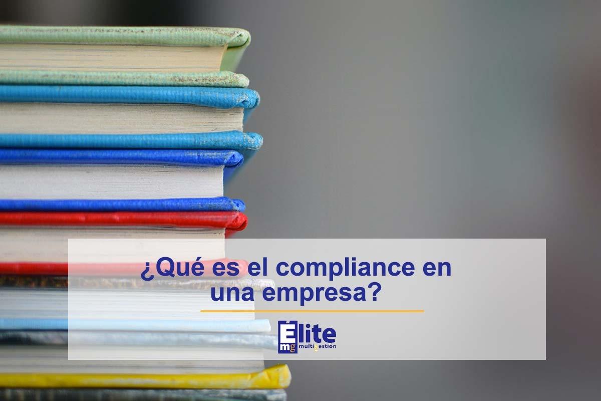 qué es compliance